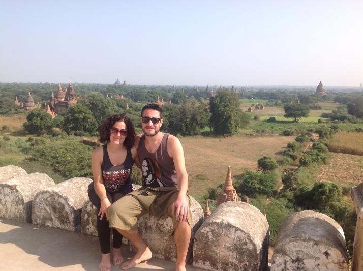 En Bagán (Myanmar)