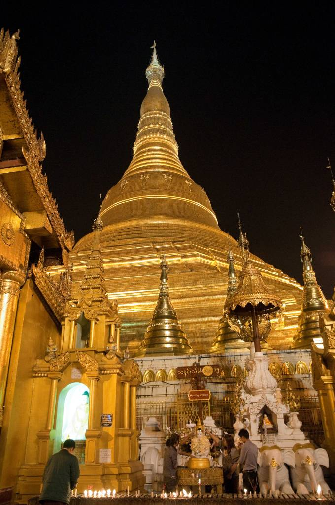 Swedagon Paya