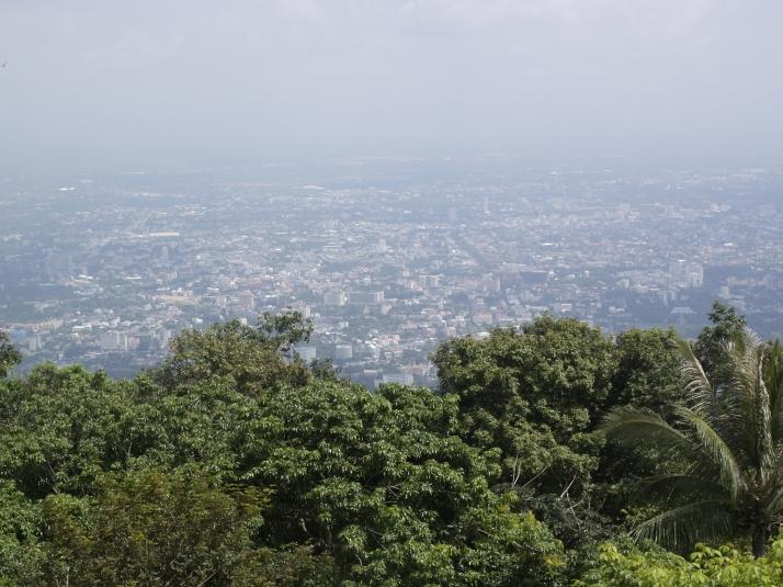 vistas de Chiang Mai