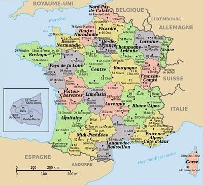 regiones Francia