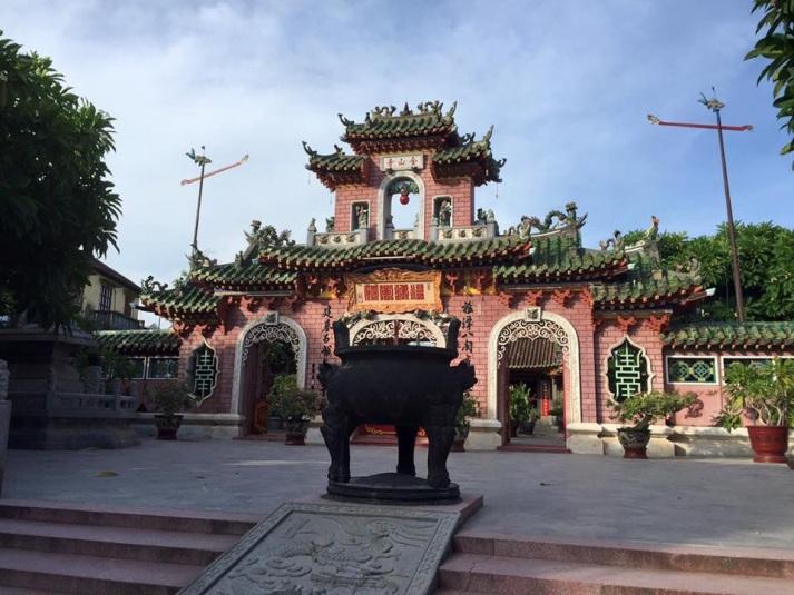 Sala de congregación china de Fujian