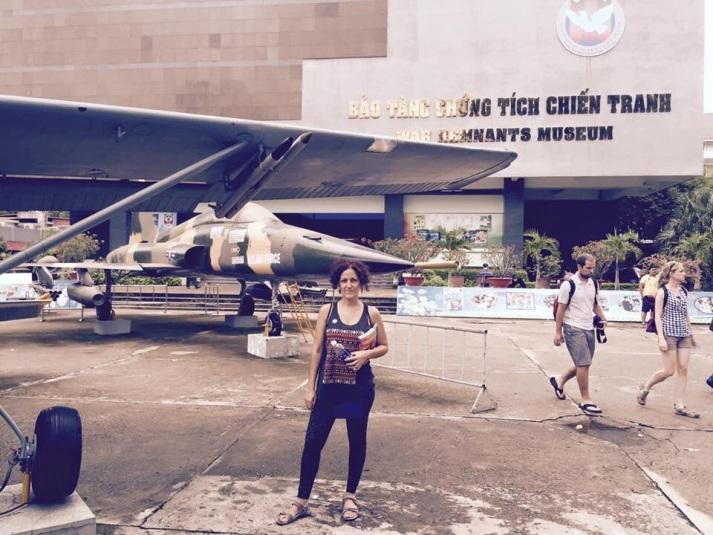 Museo de los restos de la guerra