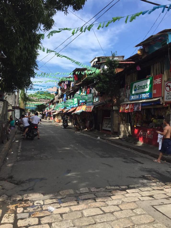 calle intramuros