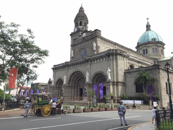 catedral manila